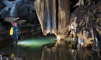 Menemukan lagi 12 gua baru di Provinsi Quang Binh