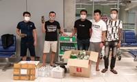 Kedubes Vietnam di Thailand membantu 5 warga negara Vietnam yang terjebak di Thailand