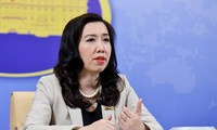 Jumpa pers periodik Kemlu Vietnam: Berupaya menjamin pekerjaan pelindungan terhadap warga negara di seluruh dunia