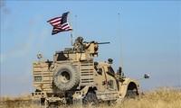 AS mengatur kembali peralatan militer di Suriah dan Irak