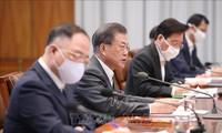 ASEAN 2020: Republik Korea menekankan arti pentingnya dari kerjasana internasional dalam melakukan isolasi dan dorongan ekonomi
