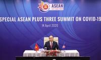 Opini umum pers tentang KTT  Khusus ASEAN dan  KTT Khusus ASEAN+3