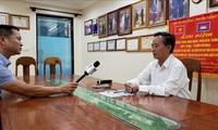 Lebih dari 3.000 keluarga keturunan Vietnam di Kamboja mendapat bantuan dalam wabah Covid-19