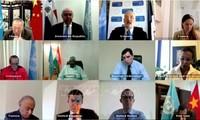 DK PBB membahas situasi Irak
