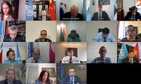 DK PBB melakukan persidangan tentang situasi eskalasi di Libya pada bulan Ramadan