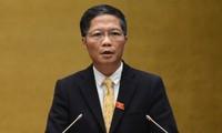 Pemerintah menyampaikan laporan Perjanjian EVFTA kepada MN Vietnam