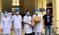 Tambah lagi 5 pasien positif Covid-19 yang dinyatakan sudah sembuh