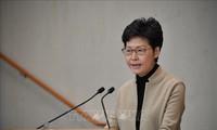 Pemerintahan Hong Kong (Tiongkok) berkomitmen melakukan kerjasama secara lengkap dengan undang-undang keamanan nasional