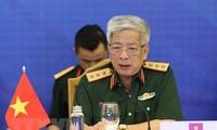 Terus memperdalam kerjasama pertahanan antara Vietnam dan Uni Eropa