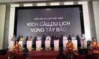 Delapan provinsi di daerah Tay Bac yang diperluas bersinergi melakukan stimulasi pariwisata pasca Covid-19