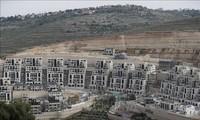 Palestina memprotes gerak-gerik Israel tentang rencana penggabungan kawasan Tepi Barat