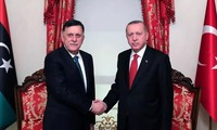 Turki dan Libia membahas kerjasama bilateral