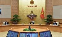 Pemerintah Vietnam memberlakukan Resolusi tentang langkah-langkah membantu warga yang menghadapi kesulitan karena pandemi Covid-19