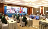 Konferensi Panglima Angkatan Darat ASEAN tentang kerjasama pencegahan dan pemberantasan Covid-19