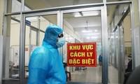 Bertambah  dua kasus baru positif Covid-19 dari luar negeri tiba di Vietnam