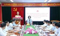Memperkuat pekerjaan penggerakan massa rakyat terhadap komunitas Vietnam di luar negeri