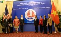 Peringatan ultah ke-25 penggalangan hubungan diplomatik Vietnam-AS