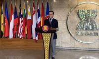 Dua puluh lima tahun Vietnam masuk ASEAN: Vietnam – anggota yang aktif, berinisiatif, dan bertanggung jawab dari ASEAN