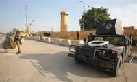 Irak: Serangan roket terhadap satu pangkalan militer di dekat Ibu Kota Baghdad