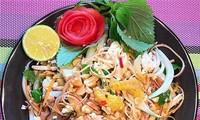 Perkenalan sepintas resep makanan salad bunga pisang daging ayam