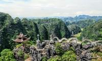 """Perkenalan sepintas tentang """"Gua Mua"""" di Provinsi Ninh Binh"""