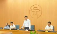 Wabah Covid-19 terus mengalami perkembangan yang rumit, Kota Hanoi berfokus mencari kasus-kasus F1 dan F2