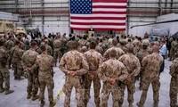 Pentagon telah mengkonfirmasikan akan memangkas jumlah pasukan di Afghanistan turun menjadi di bawah 5.000 serdadu
