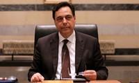 Pemerintah Libanon menyatakan meletakkan jabatan