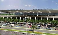 Hingga 2050, bandara internasional Noi Bai mungkin menyambut 100 juta penumpang