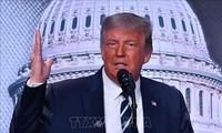 Pilpres AS 2020: Banyak pemilih AS mendukung Presiden dalam masalah bantuan pengangguran dan pajak penghasilan