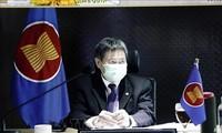 ASEAN 2020: Melakukan sidang konsultasi online tentang pembangunan identitas ASEAN