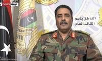 Tentara Nasional Libya berkomitmen melakukan gencatan senjata
