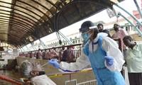 Situasi pandemi Covid-19 di Vietnam dan di dunia