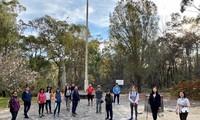 Mantan pelajar Vietnam di Australia melakukan gerak jalan untuk menghimpun dana demi anak-anak miskin