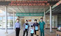 Vietnam tidak mencatat kasus positif Covid transmisi lokal dalam waktu 13 hari berakhir