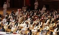 Taliban tetap menyerang tentara pemerintah tanpa memedulikan perundingan sedang berlangsung di Doha