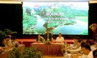 Mempromosikan dan Menyosialisasikan Pariwisata Provinsi Ninh Binh Tahun 2020