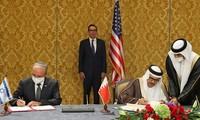 Israel dan Bahrain Menandatangani Pernyataan Bersama tentang Penjalinan Hubungan Diplomatik Resmi