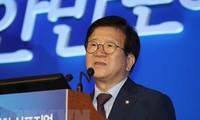 Ketua Parlemen Republik Korea Mulai Melakukan Kunjungan Resmi di Vietnam