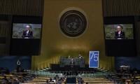 Majelis Umum PBB Melakukan Sidang secara Langsung Kembali Mulai Awal Bulan Depan