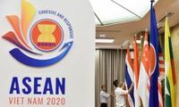 KTT ke 37 ASEAN dan Berbagai KTT Terkait Diadakan Secara Virtual