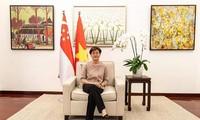 ASEAN 2020: Koran Singapura Menonjolkan Keberhasilan-Keberhasilan Vietnam