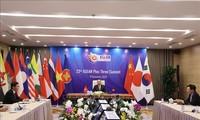 ASEAN+3 Meningkatkan Kemandirian Ekonomi dan Keuangan Menghadapi Tantangan-Tantangan yang Sedang Muncul