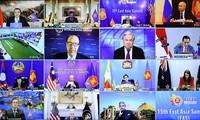 """ASEAN 2020: Indonesia Meminta EAS supaya Memperkuat Pembangunan """"Kepercayaan Strategis"""""""