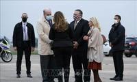 Melu AS, Mike Pompeo Melakukan Kunjungan di Perancis