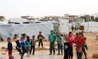 UNICEF Mengumpulkan Dana Senilai 2,5 Miliar USD untuk Menolong Anak-Anak di Negara-Negara Timur Tengah dan Afrika Utara