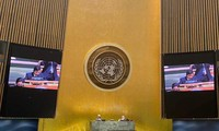 Majelis Umum PBB Mengesahkan Resolusi Pertama yang Direkomendasikan oleh Vietnam