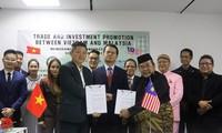 Badan-Badan Usaha Vietnam dan Malaysia Mendorong Kerja Sama