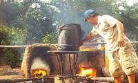 """Long Thuong – Desa Pengecoran Perunggu di Provinsi Hung Yen"