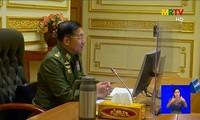 Panglima Tentara Myanmar Tegaskan Tidak Ubah Kebijakan Luar Negeri